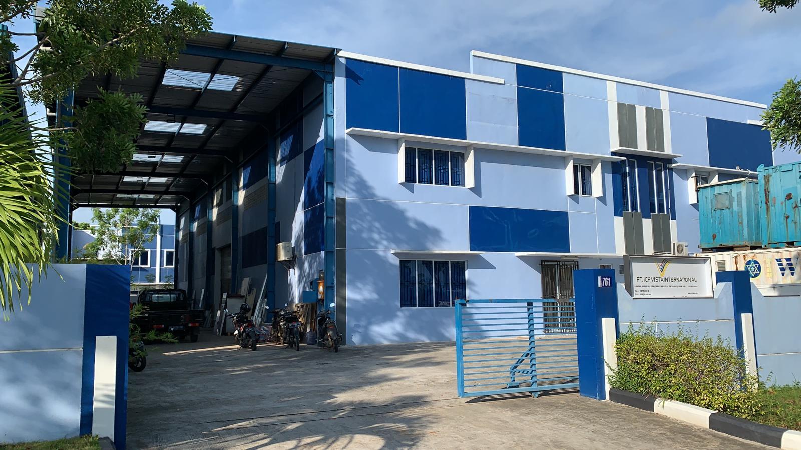Office & Workshop - Indonesia Vista
