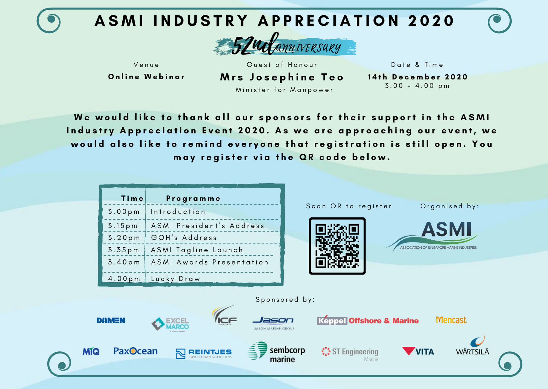 ASMI Industry Appreciation 2020